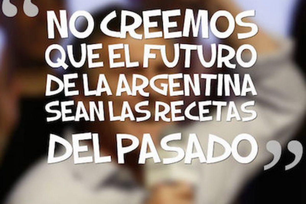 """Mauricio Macri, """"Cambiemos"""" Foto:QuotesCover. Imagen Por:"""