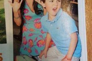 """Sin embargo, en Internet se pusieron locos por esta foto. Dicen que el hijo de Danica es """"igualito"""" a Kevin. A Fred Savage. Foto:vía US Weekly. Imagen Por:"""