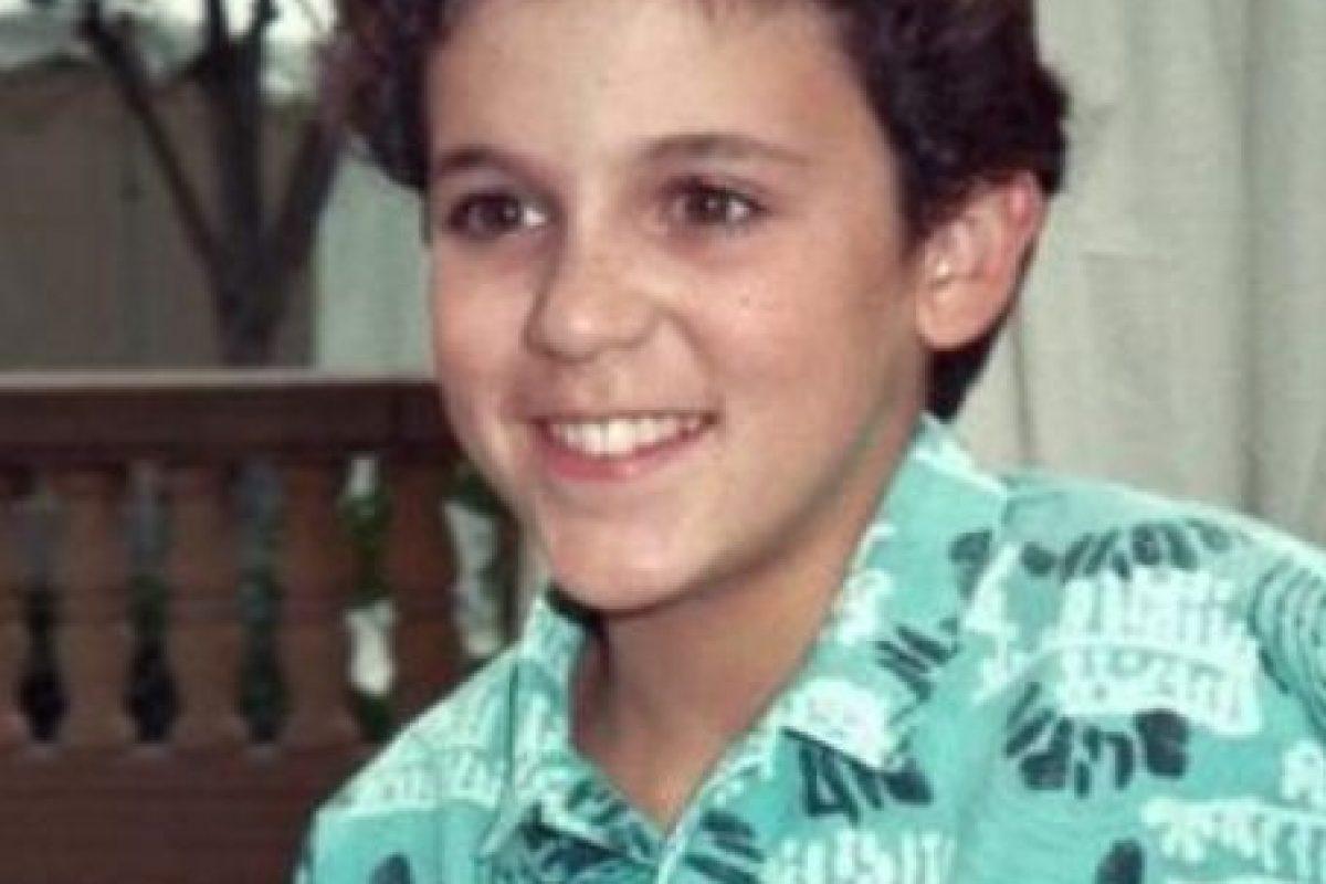 """""""Kevin"""", el protagonista, era interpretado por Fred Savage. Foto:vía Facebook/Fred Savage. Imagen Por:"""