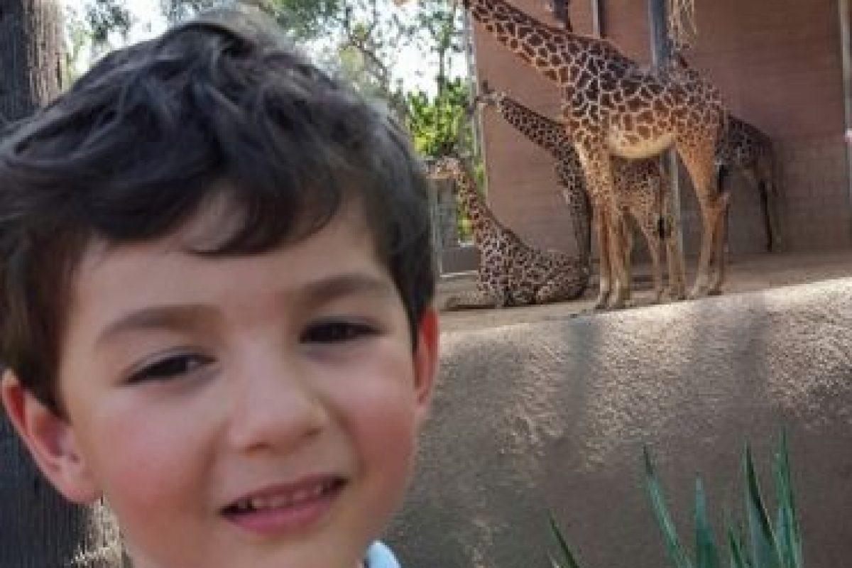 Lo más curioso es que en cada foto que muestra Danica del niño le recalcan esto. Foto:vía Facebook/Danica McKellar. Imagen Por: