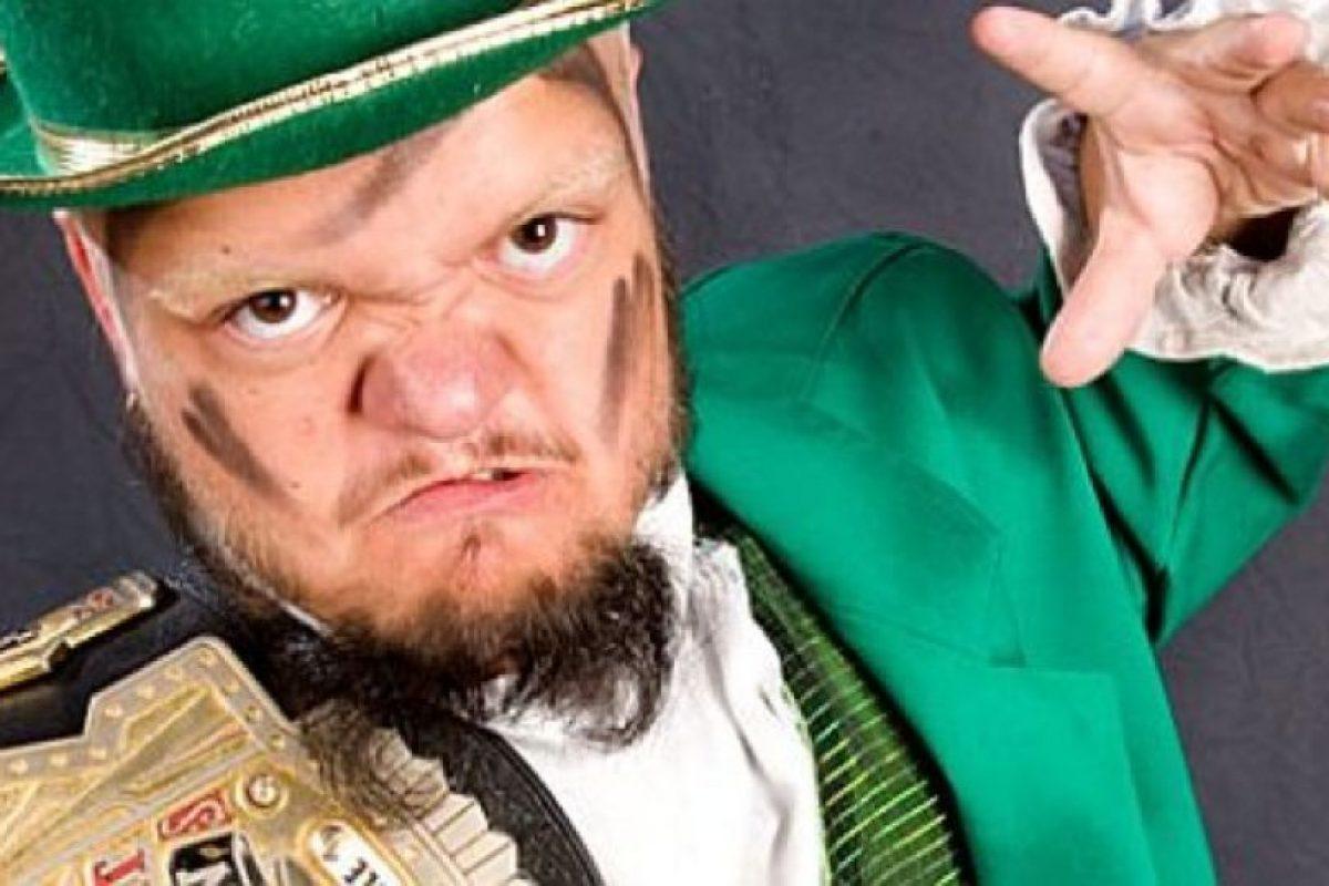 Postl destaca dentro de sus logros el hecho de ser el último Campeón Peso Crucero de la WWE en la historia. Foto:WWE. Imagen Por:
