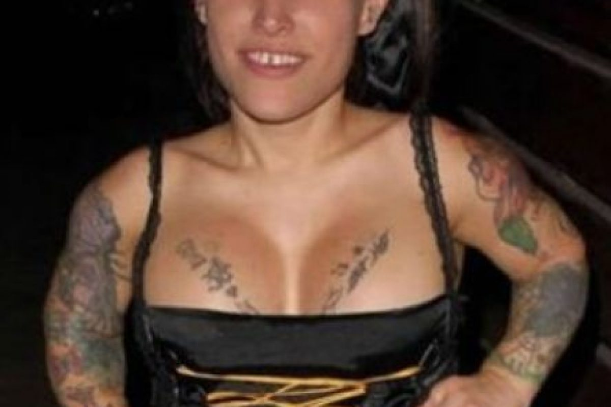 7. Bridget The Midget. Realizó más de 100 películas porno. Actualmente está retirada del cine para adultos. Foto:Tumblr. Imagen Por: