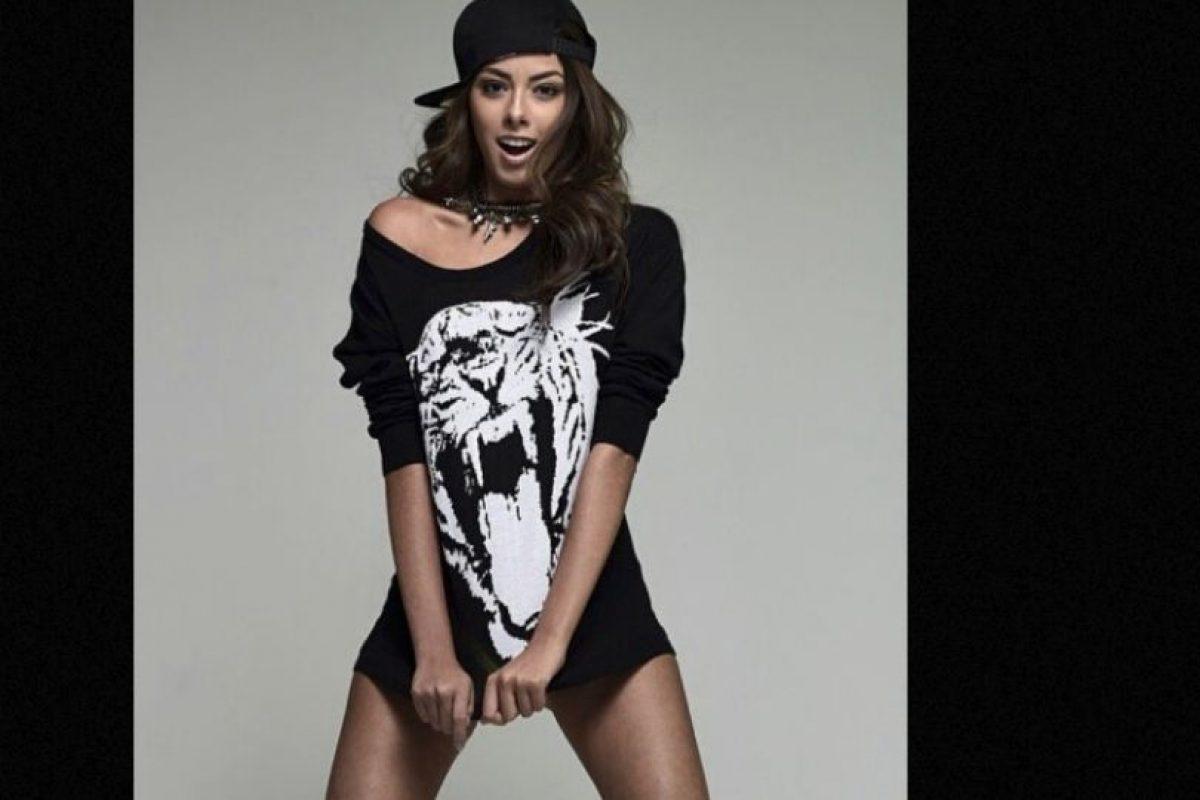 En 2014, Nathaly Rojas Correa participó en el certamen Miss Colombia. Foto:vía Instagram/Nathaly Rojas. Imagen Por: