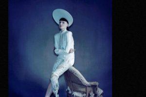 Viktoria Modesta es cantante y modelo. Ícono de moda. Foto:vía Facebook/Viktoria Modesta. Imagen Por: