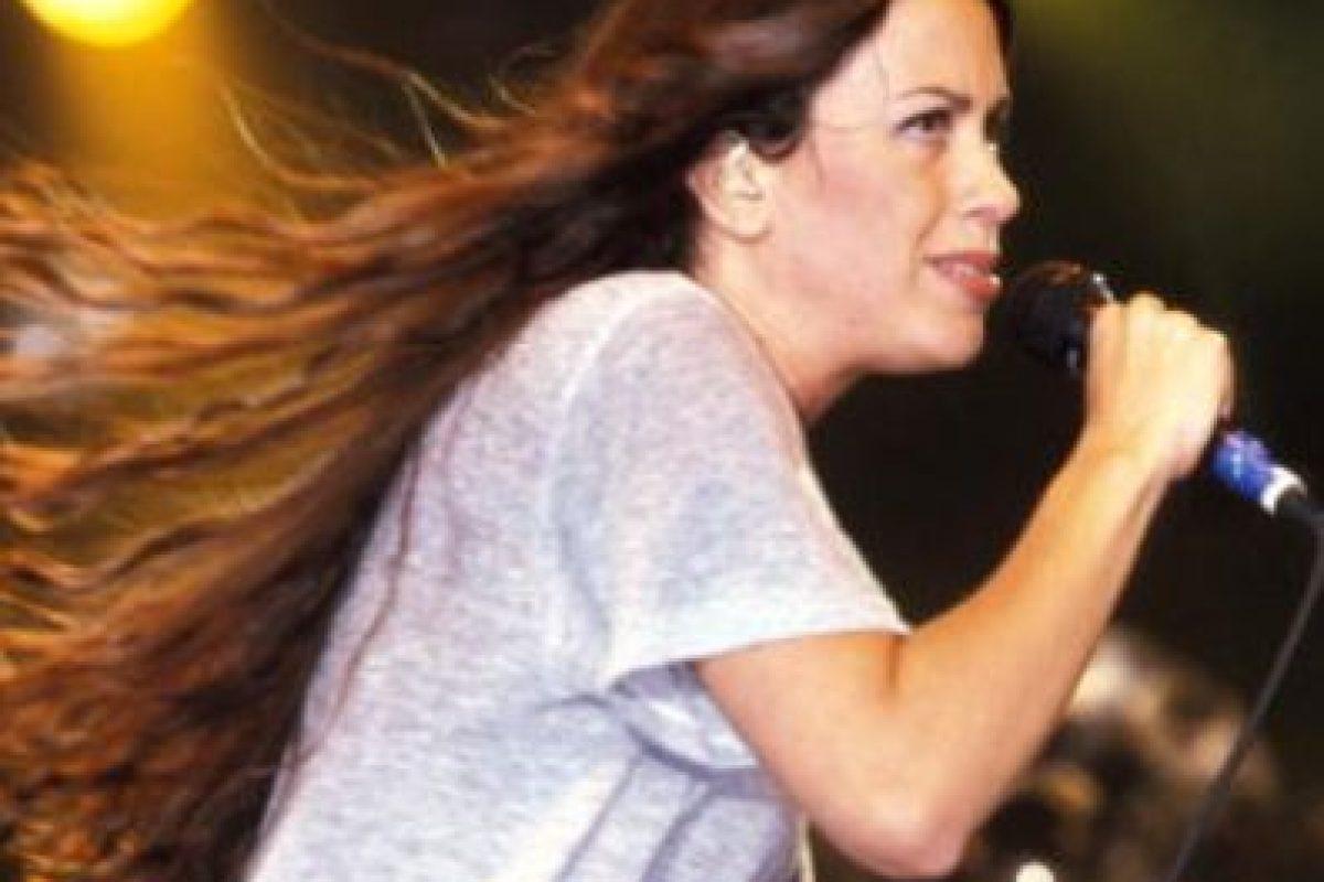 Ícono rock de toda jovencita rebelde. Foto:vía Getty Images. Imagen Por: