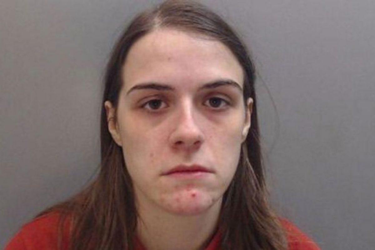 Ahora pasará casi 10 años en la cárcel. Foto:Vía Cheshire Police. Imagen Por: