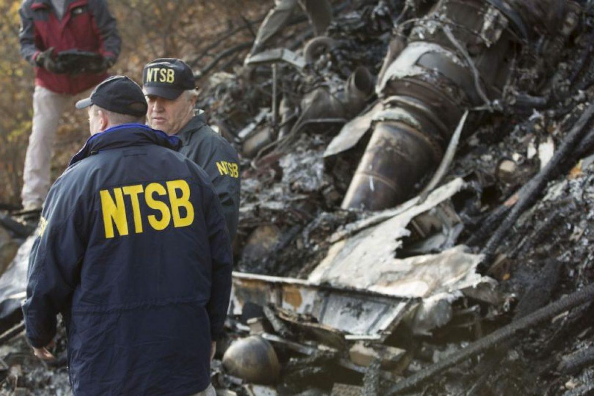 El piloto fue identificado como Óscar Chávez, de nacionalidad colombiana. Foto:AFP. Imagen Por: