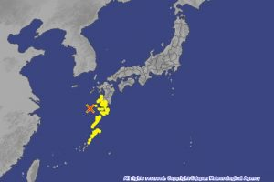 Foto:Agencia Metereológica de Japón. Imagen Por: