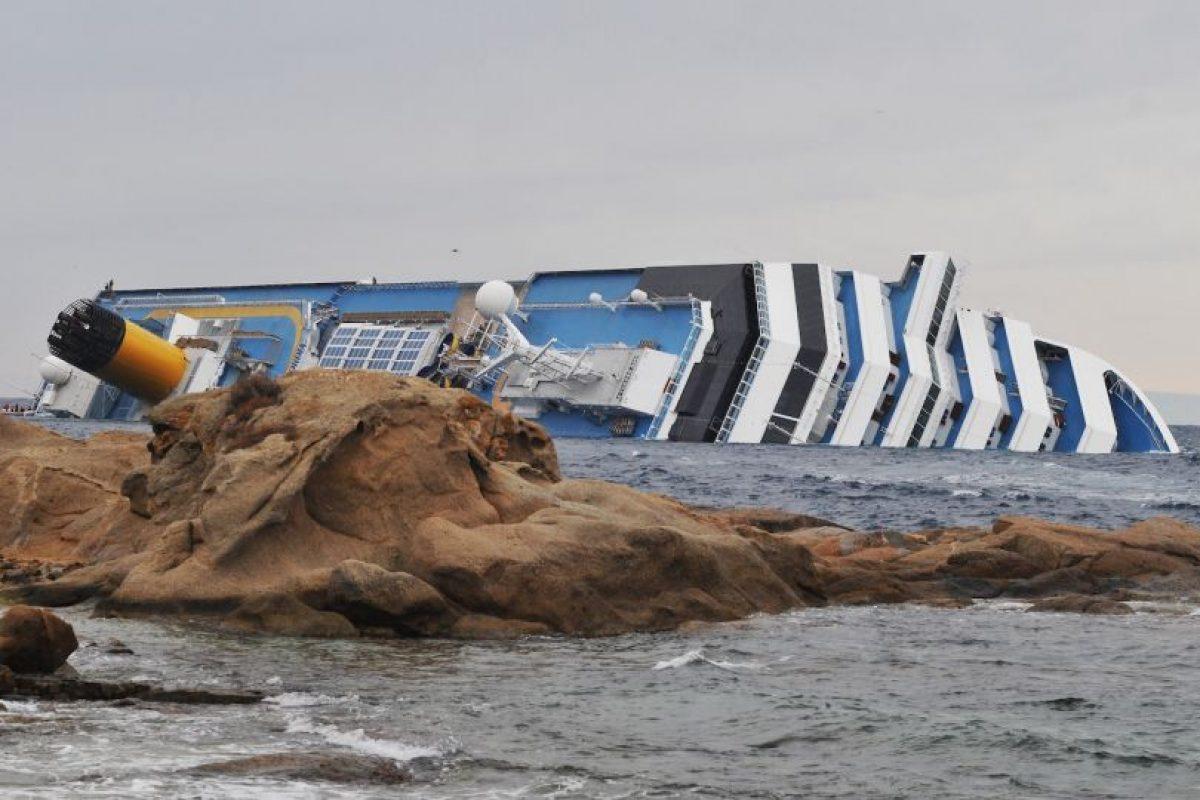 En este accidente murieron al menos 30 personas. Foto:Getty Images. Imagen Por: