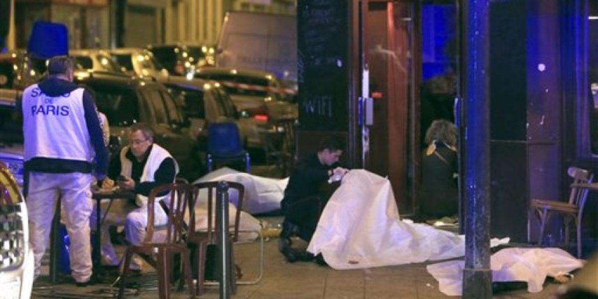 En vivo: Lo último de los atentados en París, Francia