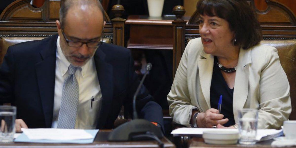 Gobierno, parlamentarios y rectores del Cruch firman proyecto de gratuidad