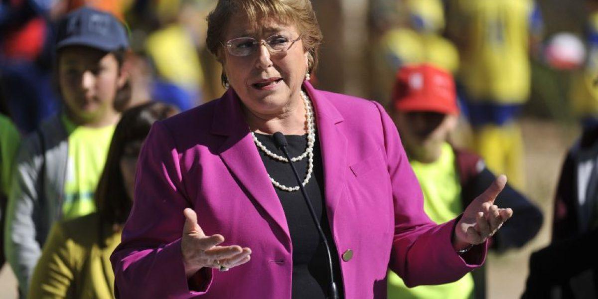 Bachelet declaró zona de escasez hídrica a 14 comunas en región de Coquimbo