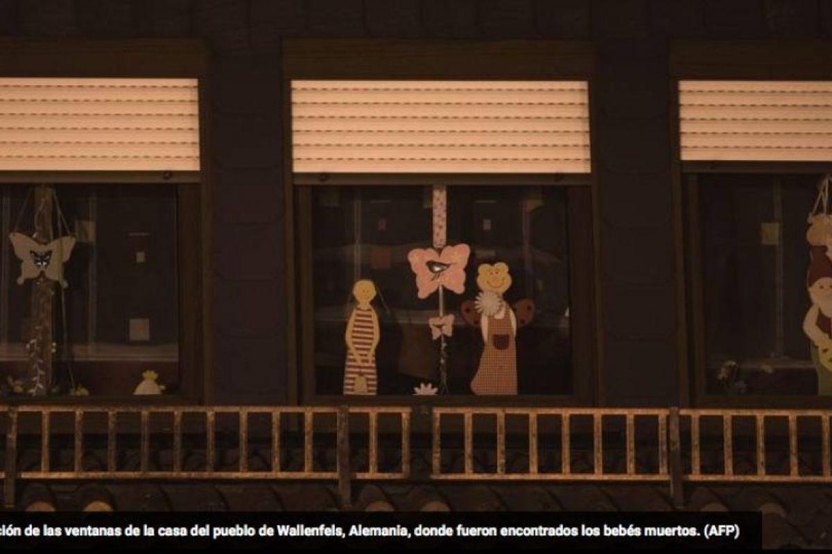"""""""La habitante del lugar (del suceso) en Wallenfels, una mujer de 45 años, no ha podido ser aún detenida"""", indicó la misma fuente. Foto:AFP. Imagen Por:"""