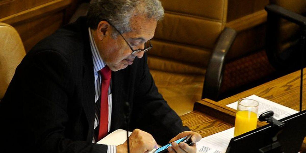 ¿Fue delito difundir los mensajes de chat del diputado Guillermo Ceroni?