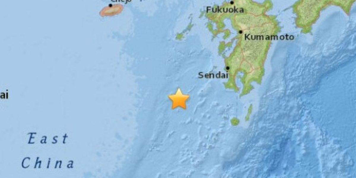SHOA descarta riesgo de tsunami tras terremoto en costa de Japón
