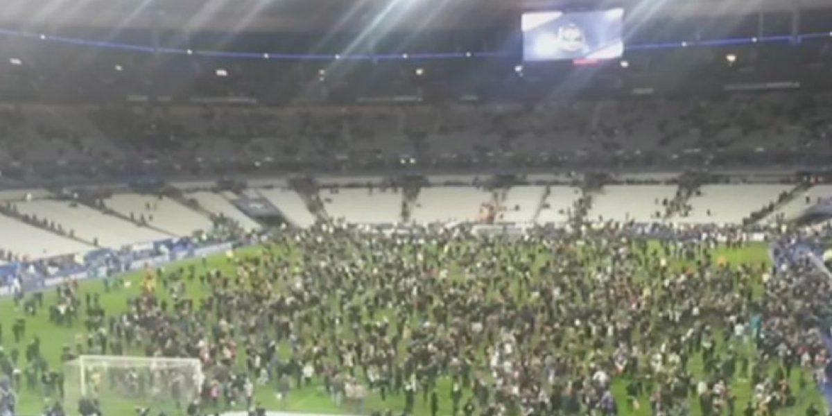 Explosión y pánico: la evacuación del Stade de France tras ataques a París