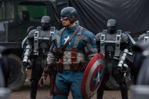 """También, el primer tráiler de la tercera parte de """"Capitán América"""" será proyectado durante la cinta de """"Star Wars"""". Foto:Marvel. Imagen Por:"""