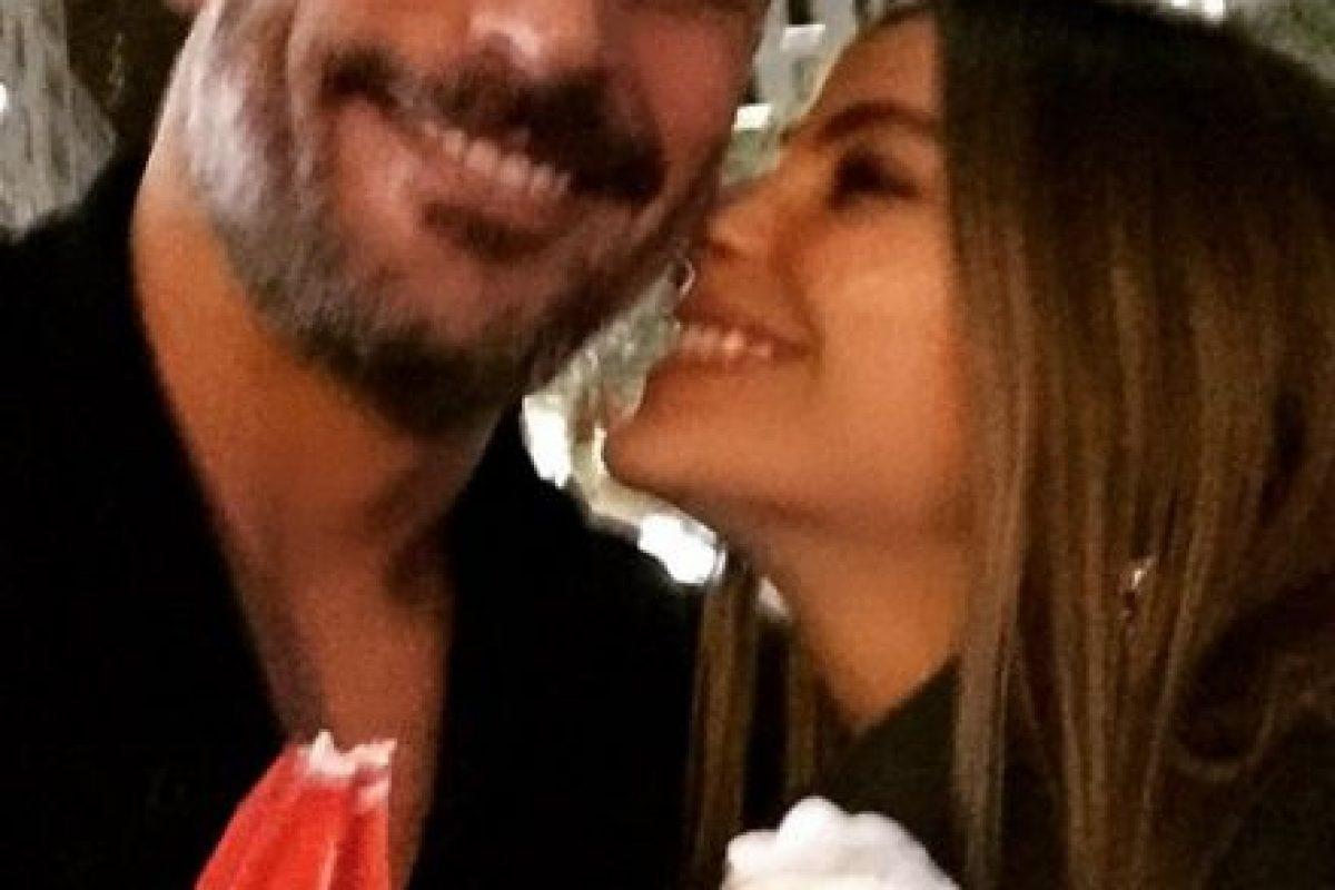 """Serán 400 los invitados privilegiados de estar con la pareja durante los dos """"agitados"""" días Foto:Instagram/sofiavergara. Imagen Por:"""