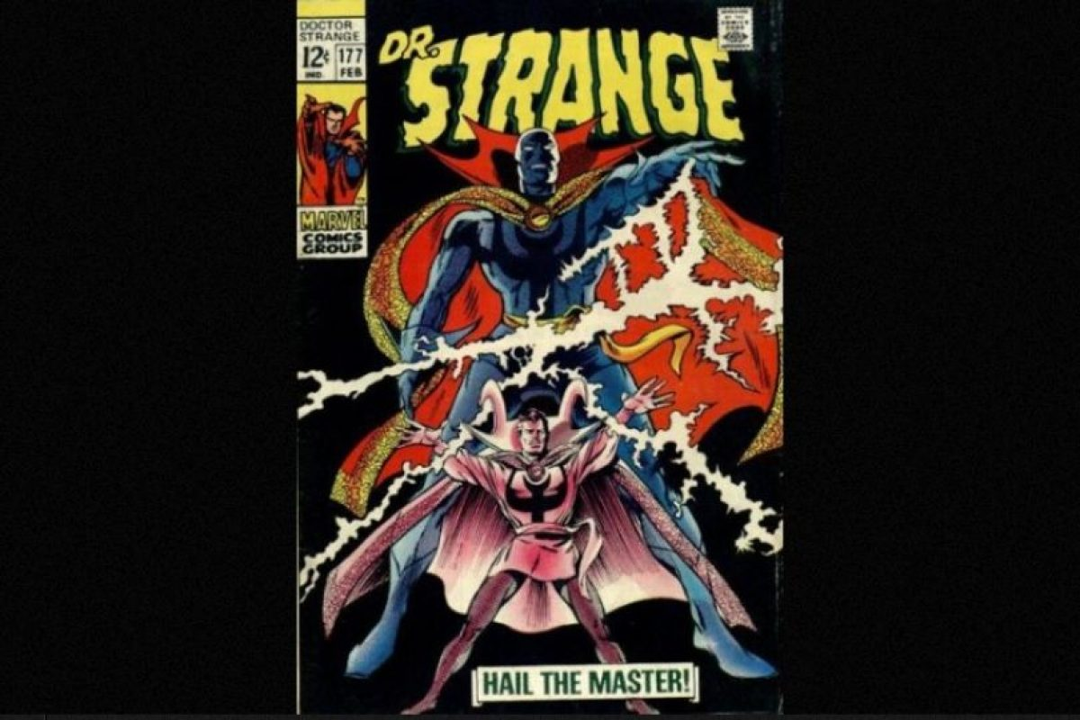 """Doctor Strange"" – 4 de noviembre de 2016 Foto:Marvel. Imagen Por:"