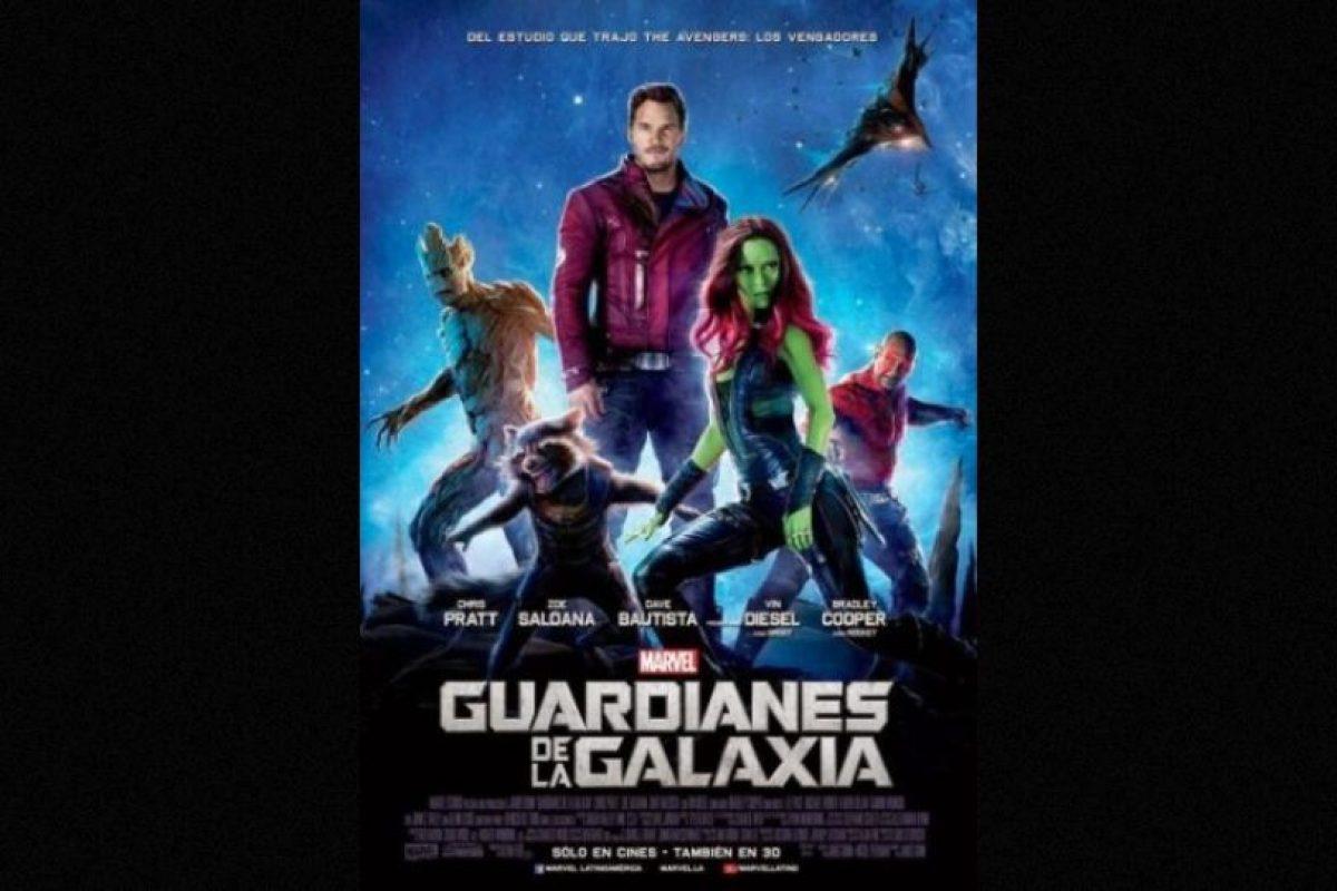 """""""Guardianes de la Galaxia 2"""" – 5 de mayo de 2017 Foto:Marvel. Imagen Por:"""