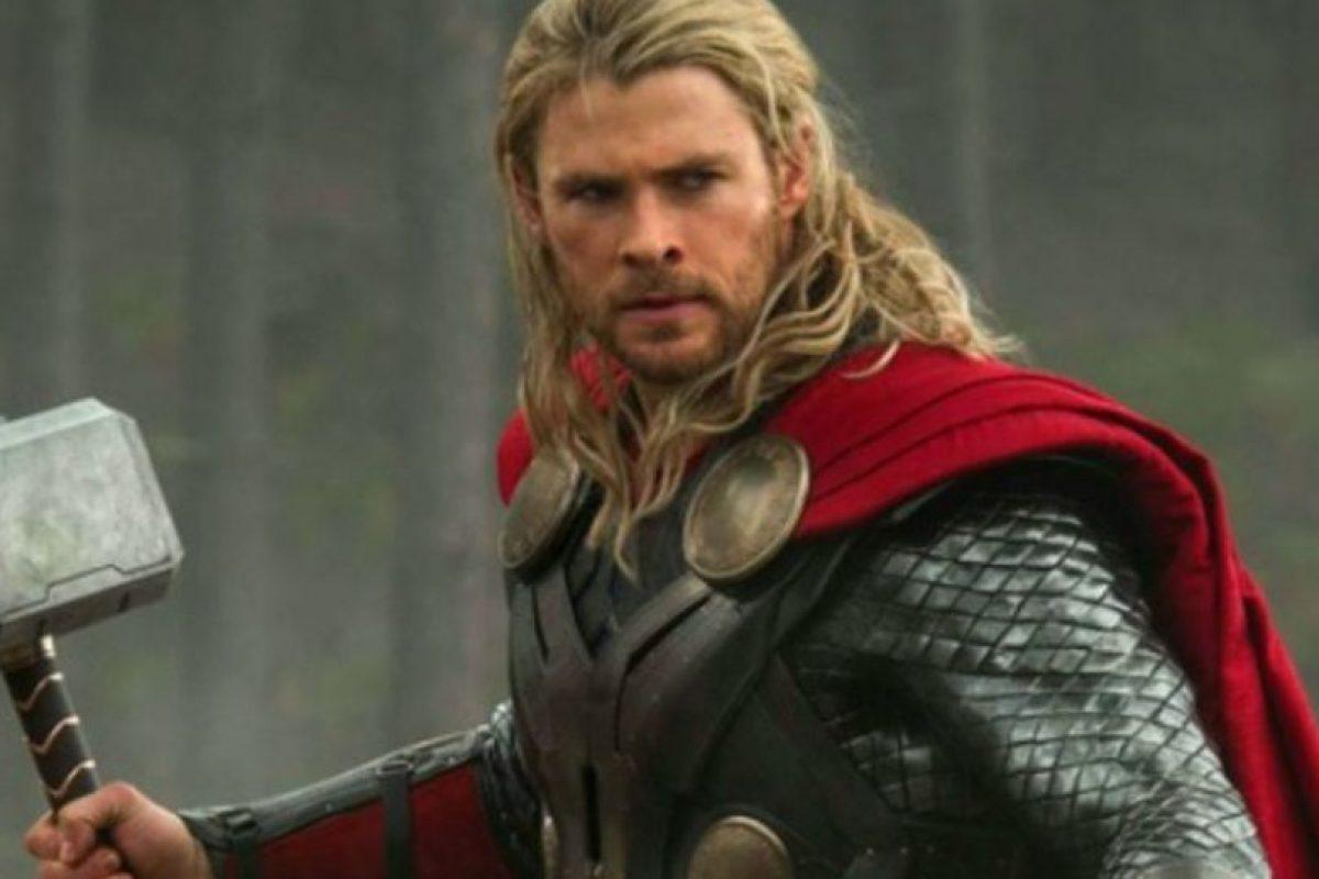 """""""Thor: Ragnarok"""" – 3 de noviembre de 2017 Foto:Marvel. Imagen Por:"""