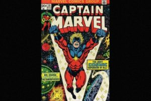 """""""Captain Marvel"""" marzo de 2019 Foto:Marvel. Imagen Por:"""