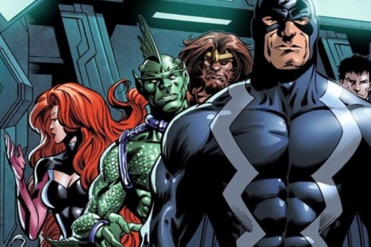 """Inhumans"" – 12 de julio de 2019 Foto:Marvel. Imagen Por:"