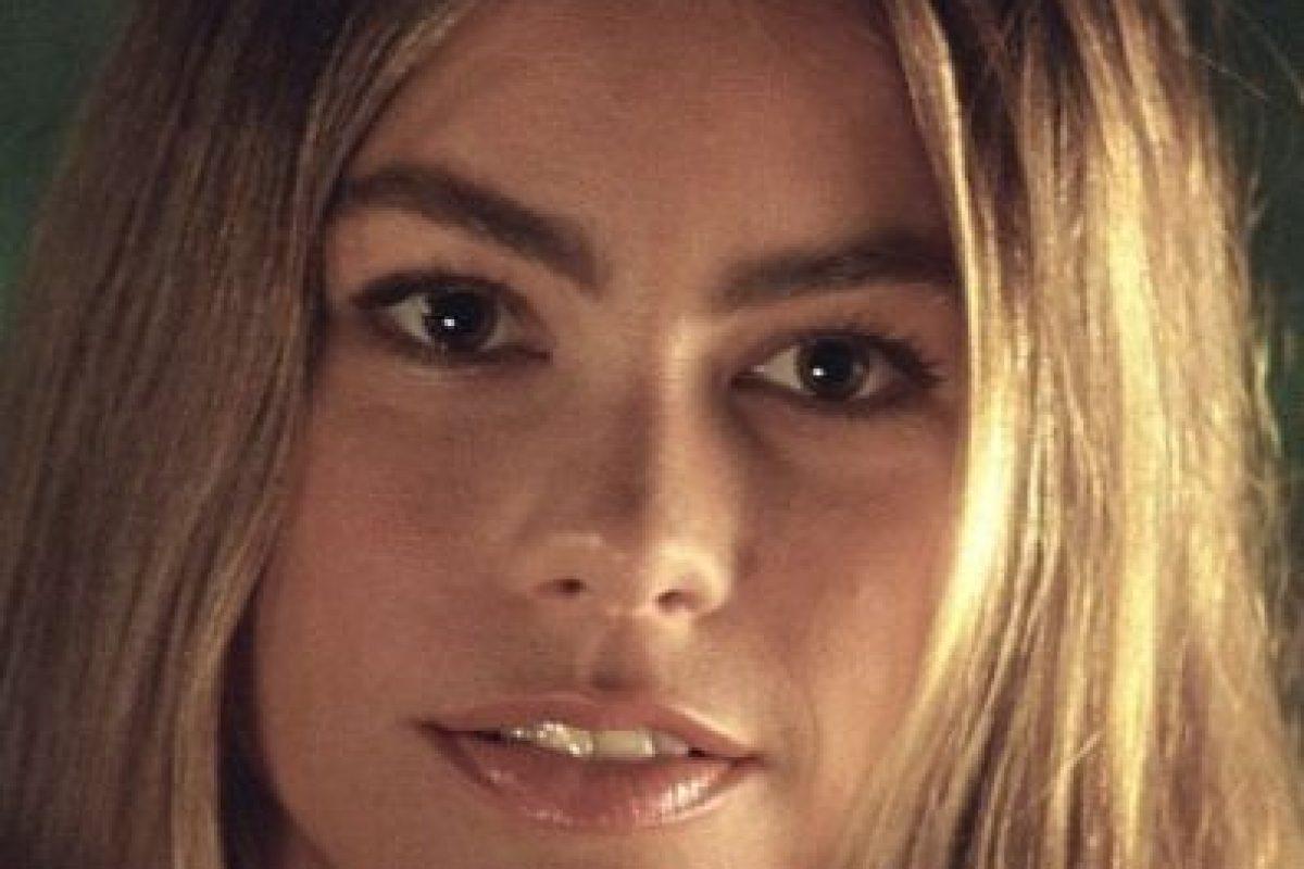 Este era el look de Sofía Vergara en 2002. Foto:IMDB. Imagen Por: