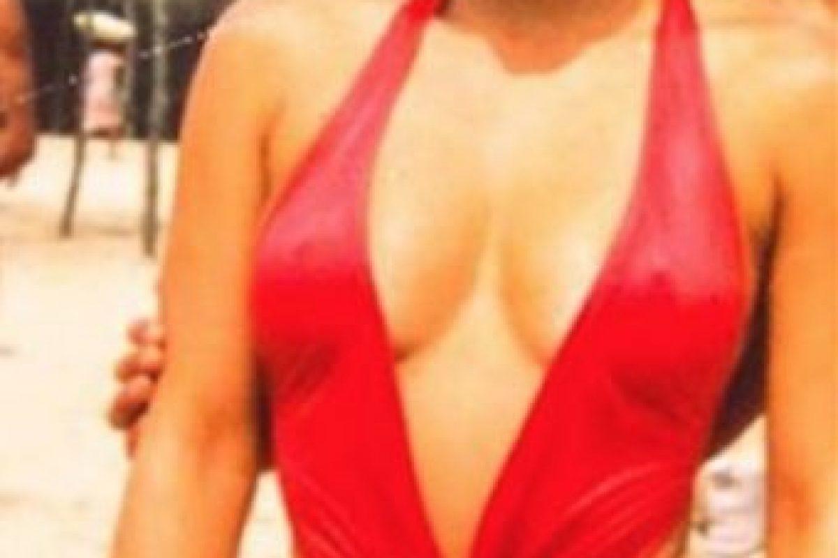 Así se veía Maribel Guardia a los 18 años Foto:vía instagram.com/maribelguardia. Imagen Por: