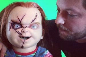"""Aún dedica parte de su tiempo para estar con """"Chucky"""" Foto:vía instagram.com/alex_vincent. Imagen Por:"""