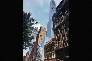 Será el segundo rascacielos más alto de Estados Unidos Foto:Adrian Smith + Gordon Gill Architecture – Skyscrapercenter.com. Imagen Por: