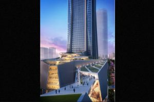 Estará listo en 2016 Foto:Kohn Pedersen – Skyscrapercenter.com. Imagen Por: