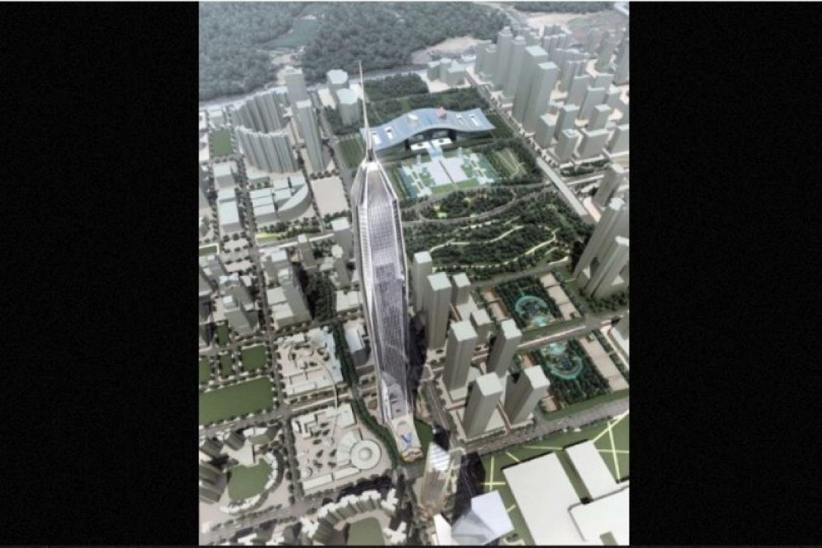 Con 678 millones de dólares, será uno de los más altos del mundo Foto:Kohn Pedersen – Skyscrapercenter.com. Imagen Por: