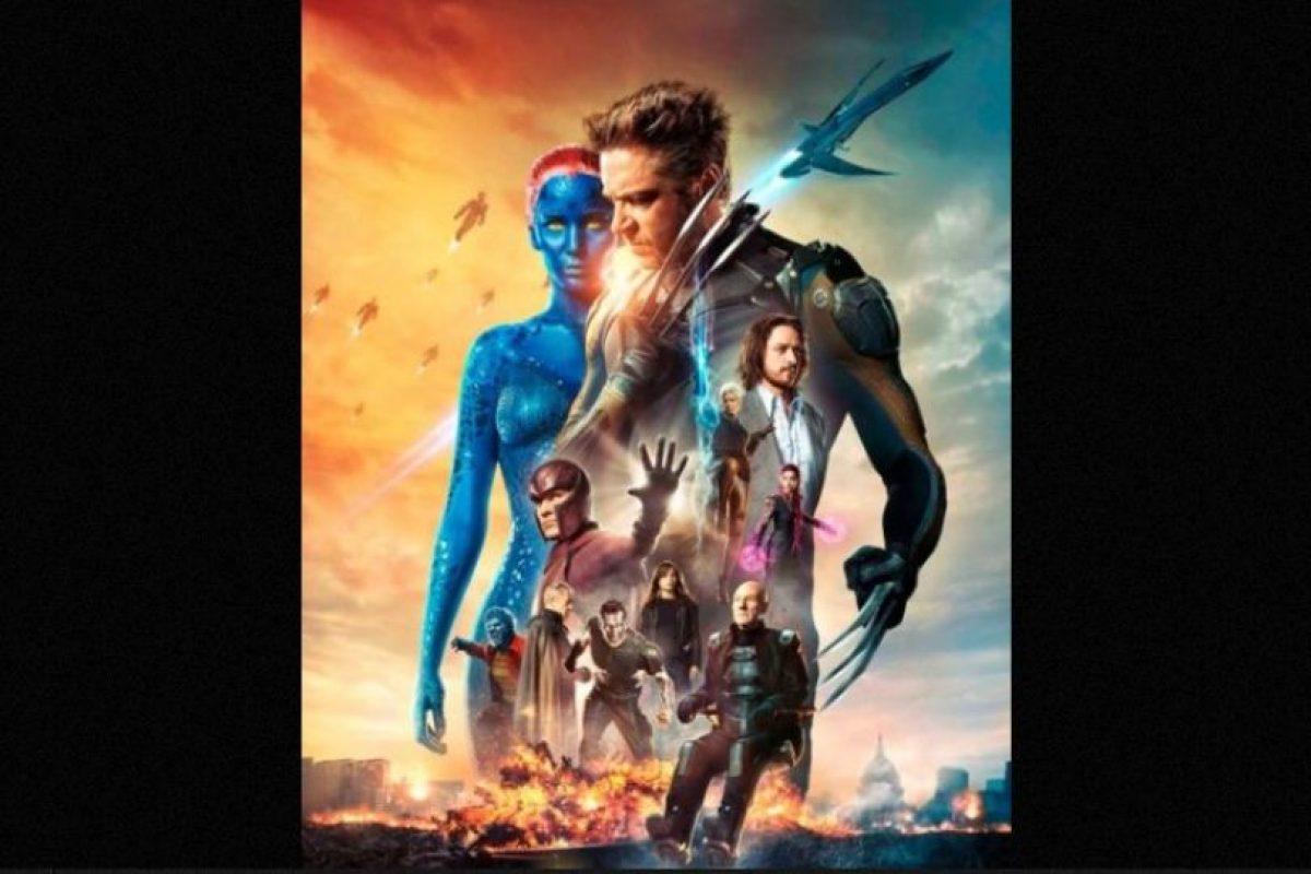 """La fecha de lanzamiento de """"X-Men: Apocalypse"""" es el 27 de mayo de 2016. Foto:Facebook/X-Menpelículas. Imagen Por:"""