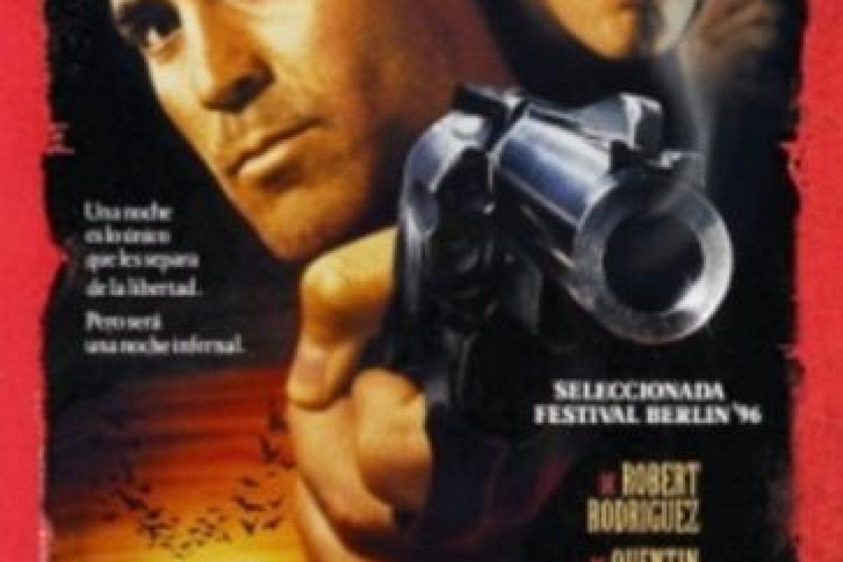 6- Del crepúsculo al amanecer (1996). Foto:vía Netflix. Imagen Por:
