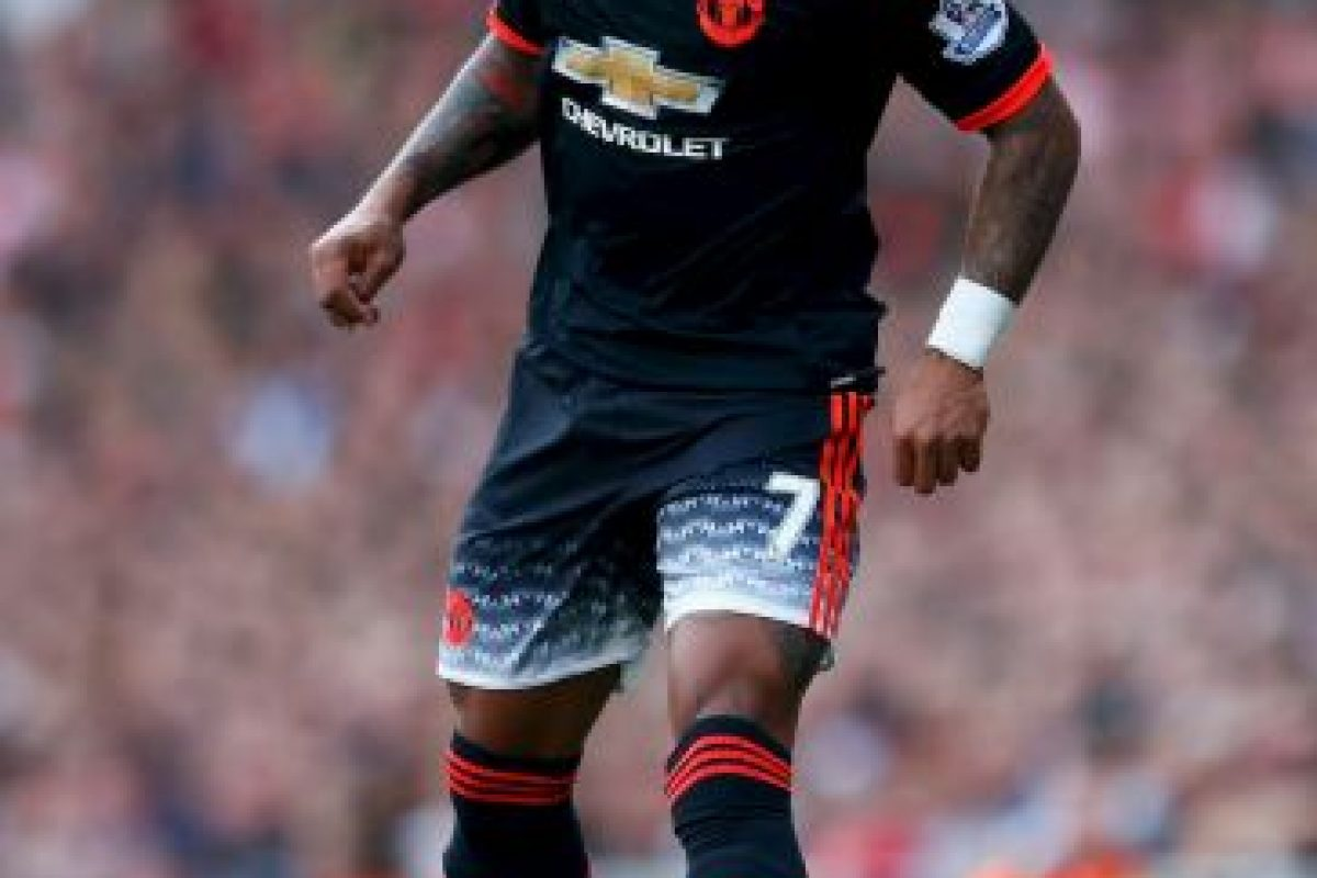 Memphis Depay (Manchester United) Foto:Getty Images. Imagen Por: