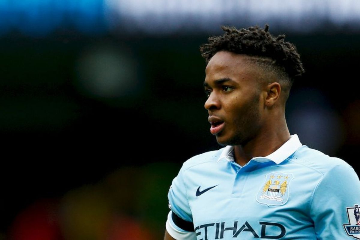 Raheem Sterling (Manchester City) Foto: Getty Images. Imagen Por: