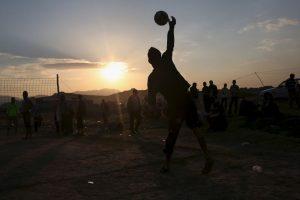 En ese lugar sobrevivieron sin comida ni agua Foto:Getty Images. Imagen Por: