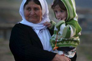 Hoy, las fuerzas militares kurdas lograron su liberación Foto:Getty Images. Imagen Por: