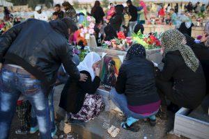 Esta masacre fue uno de los hechos que motivaron la decisión del presidente Barack Obama para comenzar los ataques contra ISIS Foto:Getty Images. Imagen Por: