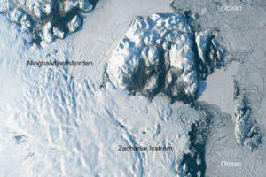 Es una de las masas de hielo más importantes de Groenlandia Foto:Vía nasa.gov. Imagen Por: