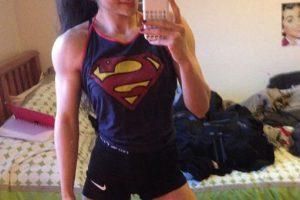 Sarah Ramadan prácticamente fue devorada por la anorexia. Foto:vía Instagram/fightforgrowth. Imagen Por: