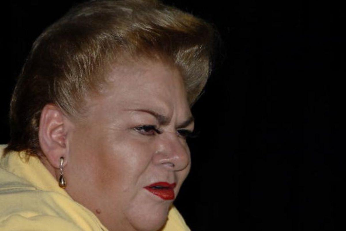 Su fama es tanta (haciendo canciones contra los hombres), que en 2009 cantó junto a Ricardo Arjona. Foto:vía Getty Images. Imagen Por: