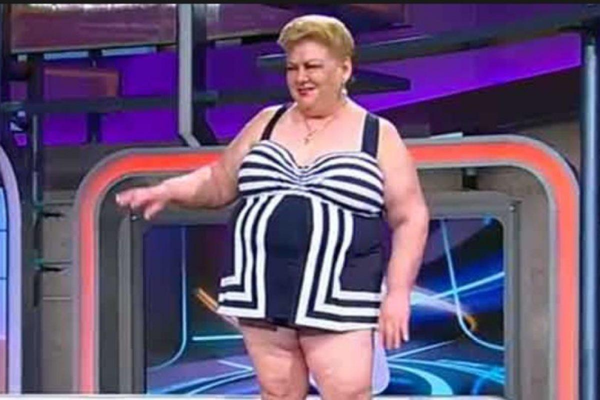 """""""Paquita la del Barrio"""" es un ícono cultural y musical. Es defensora de las mujeres, según afirma su perfil. Foto:vía Youtube. Imagen Por:"""