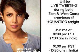 """Eso le hizo ganar el protagónico de la serie de ABC, """"Quantico"""". Foto:vía Instagram. Imagen Por:"""