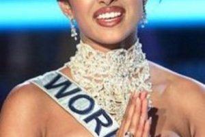 """Priyanka Chopra fue """"Miss World"""" en el año 2000. Foto:vía Getty Images. Imagen Por:"""