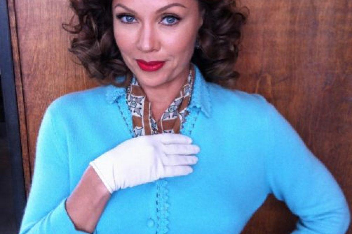 Ella no se amedrentó. Forjó una exitosa carrera como actriz. Foto:vía Facebook/Vanessa Williams. Imagen Por: