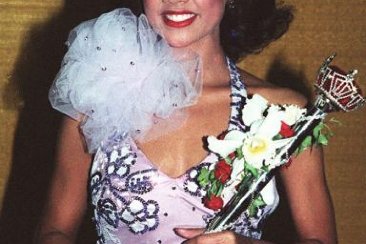 """Vanessa Williams fue """"Miss América"""" en 1984. Foto:vía Getty Images. Imagen Por:"""