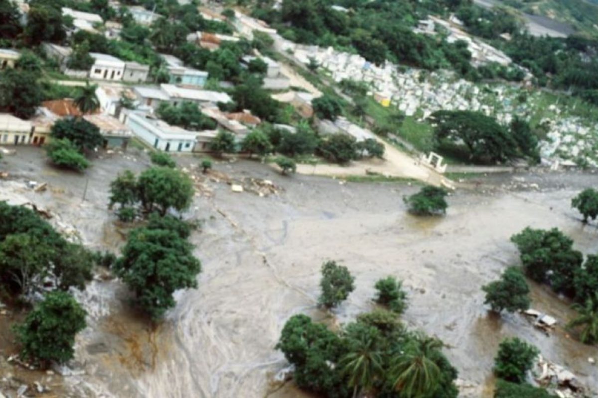 En la mañana del 14 de noviembre de 1985, Armero ya no era nada. Foto:vía Getty Images. Imagen Por: