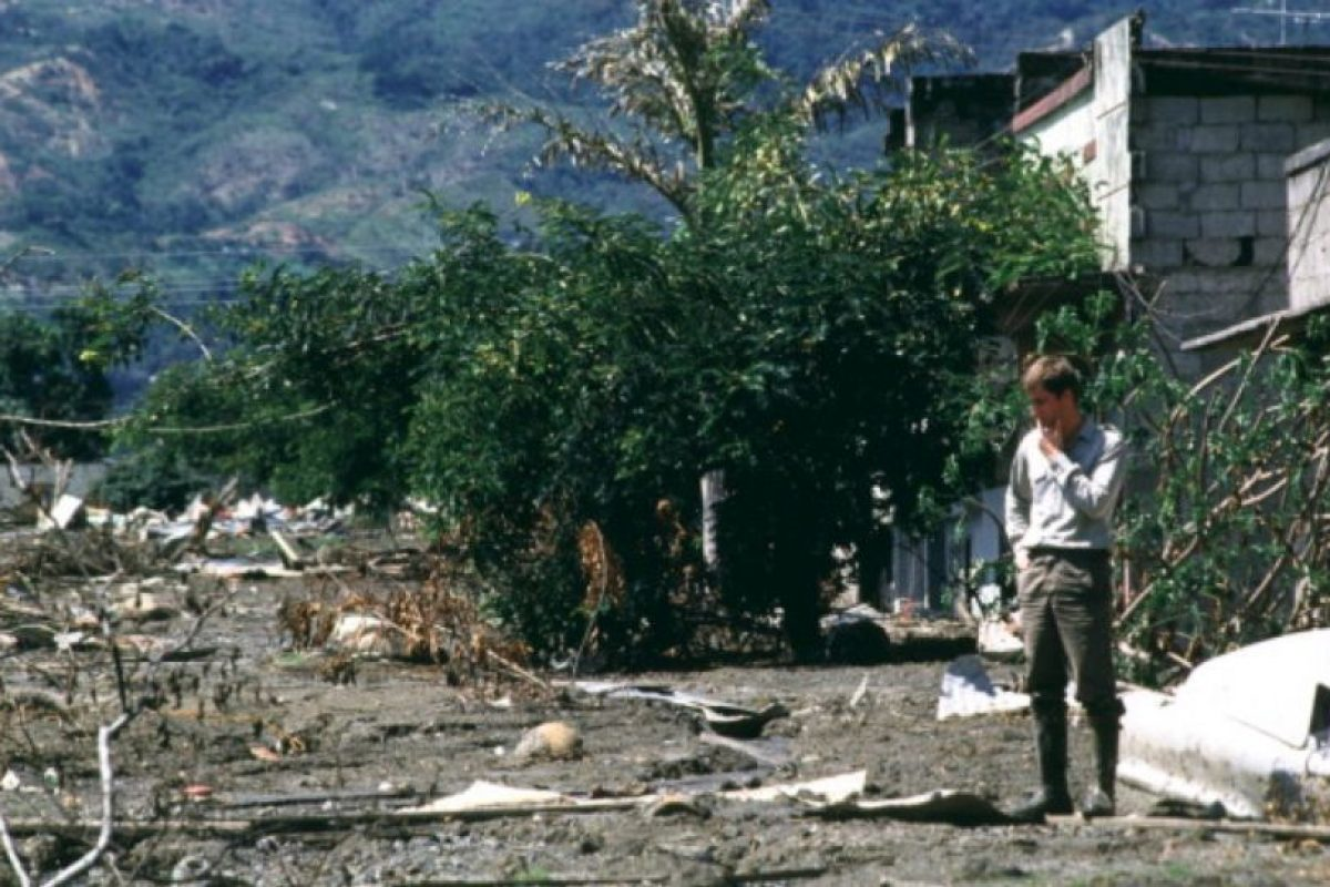 Y el Estado se olvidó de las ruinas. Foto:vía Getty Images. Imagen Por:
